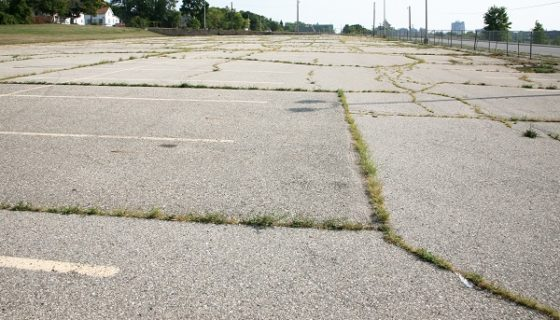 Featured Image for Top 5 Signs your Parking Lot Needs Maintenance