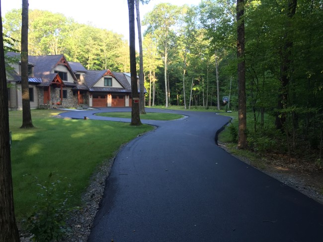 Featured Image for Recent Work - The Kuhn Home Driveway