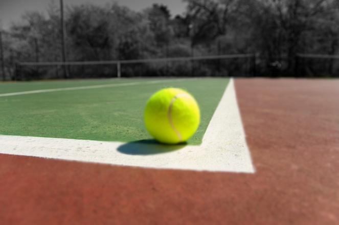 Featured Image for Tennis Court Maintenance