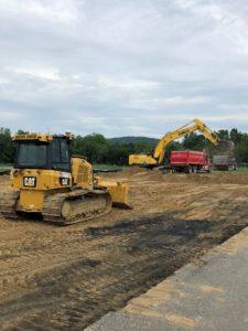 HMA Paving & Contracting excavation